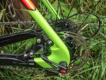 specialized rear thru-axle