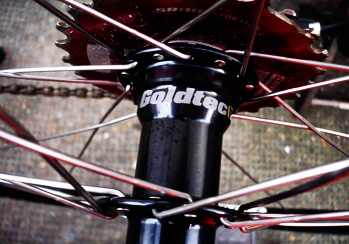 goldtec rear hub