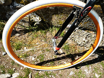 front wheel ghisallo