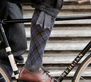 rapha argyle socks