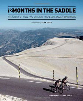 12 months in the saddle