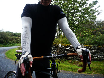 velobici armwarmers