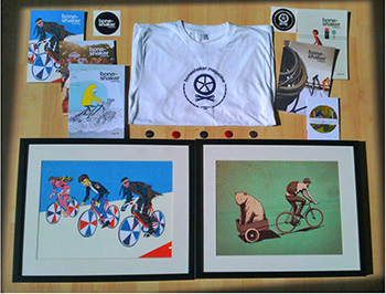 vulpine cycling fete auction