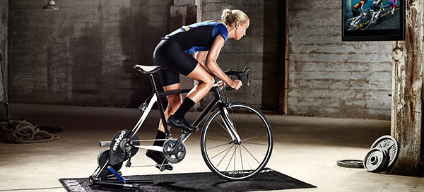 indoor trainer - zwift